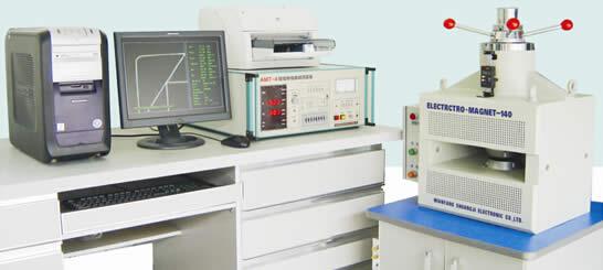 磁性自动测试系统